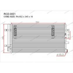 Конденсатор Gerat RCD-0001