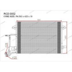 Конденсатор Gerat RCD-0002