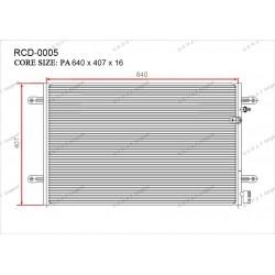 Конденсатор Gerat RCD-0005