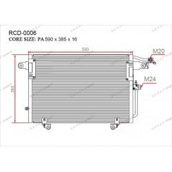 Конденсатор Gerat RCD-0006