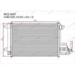 Конденсатор Gerat RCD-0007