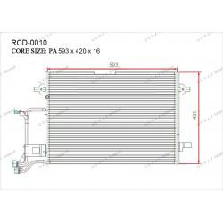 Конденсатор Gerat RCD-0010