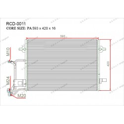 Конденсатор Gerat RCD-0011