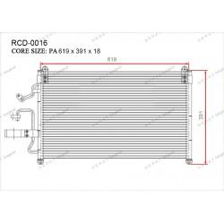 Конденсатор Gerat RCD-0016