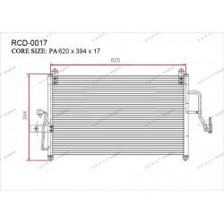 Конденсатор Gerat RCD-0017