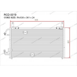Конденсатор Gerat RCD-0019