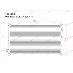 Конденсатор Gerat RCD-0020
