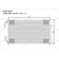 Конденсатор Gerat RCD-0021