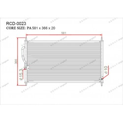 Конденсатор Gerat RCD-0023
