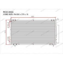 Конденсатор Gerat RCD-0024