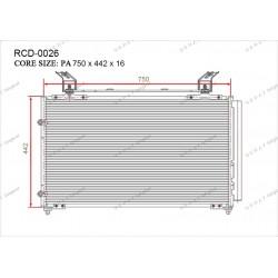 Конденсатор Gerat RCD-0026