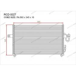 Конденсатор Gerat RCD-0027