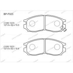 Тормозные колодки Great BP-F023