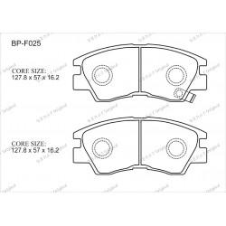 Тормозные колодки Great BP-F025