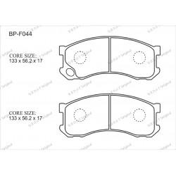 Тормозные колодки Great BP-F044