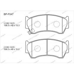 Тормозные колодки Great BP-F047