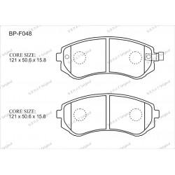 Тормозные колодки Great BP-F048